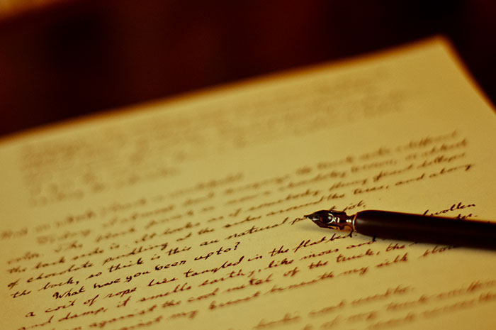 Your Handwriting Is A Window To Your Soul!