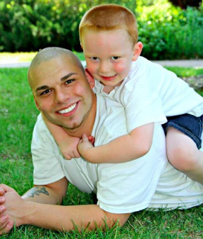 Best Bald Dad
