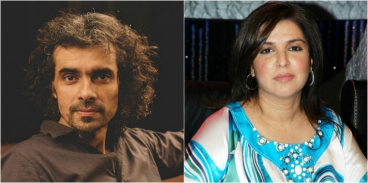 Farah Khan and Imtiaz Ali