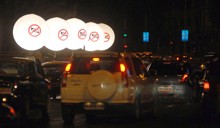 You Might Soon Get Fined Rs. 1000 - For Honking In Traffic AFP