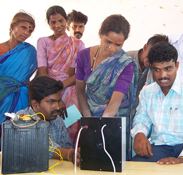 Biometricpur- An E-governance Project Which Is Reshaping Chhattisgarh