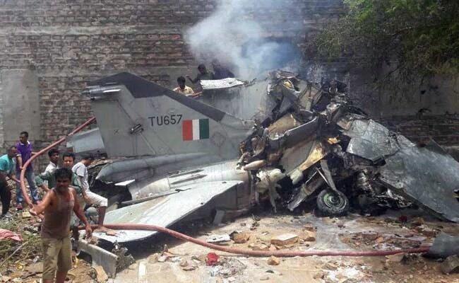 MIg 27 crash jodhpur june 13