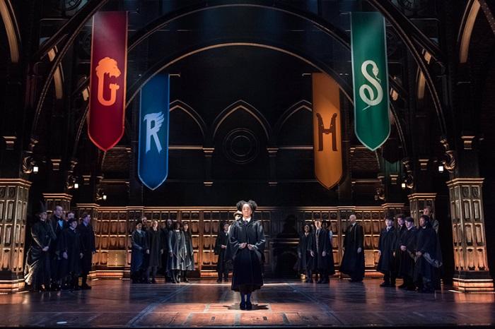 Harry Potter Cursed Child sets
