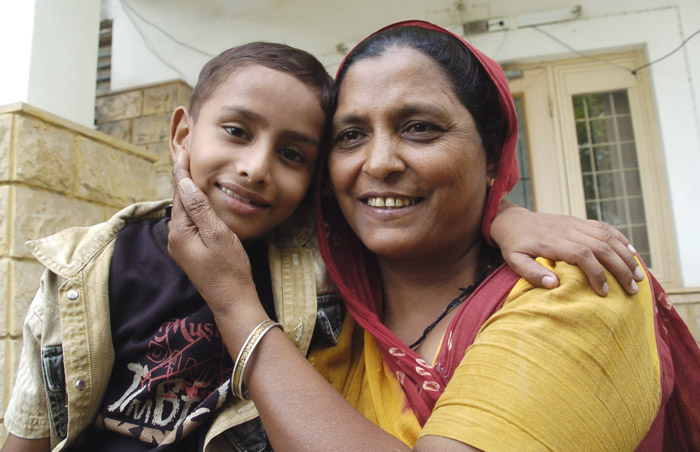 A Muslim Boy Rescued By A Police Constable From Gulbarg Society Massacre Was Brought Up By A Hindu Family