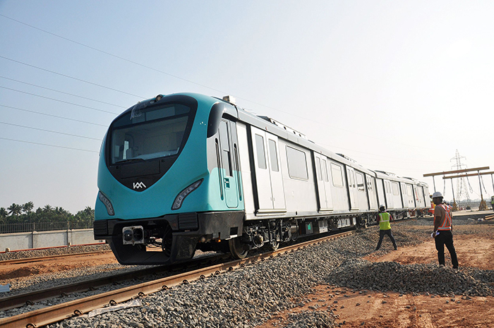 Kochi To Become The First Indian Metro Service To Have Feeder Service Through Water