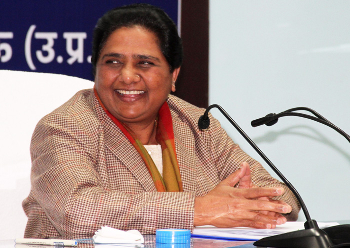 Mayawati Is Looking For The Man Who Cooked Food For Amit Shah, And It Is Not Because The Food Was Great