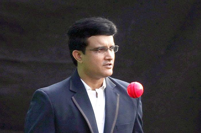 Sourav Ganguli