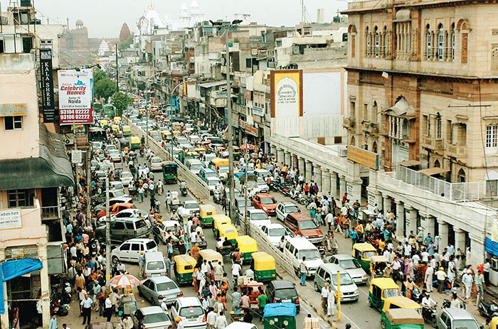 Delhi Belly: Its Not Just About Paranthe Wali Gali