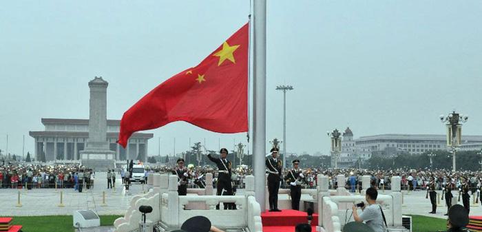 Beijing getting isolated