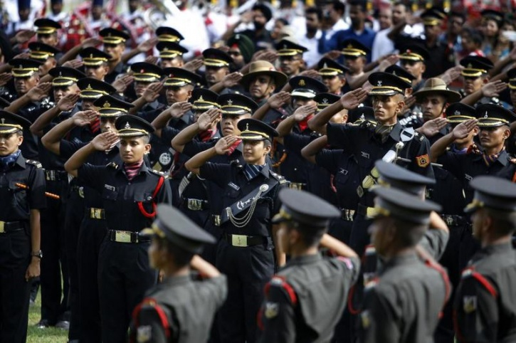 army india graduation