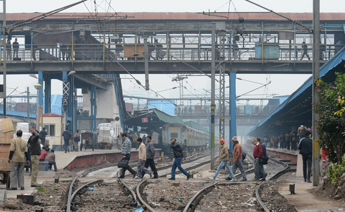 With 20 Thousand People Dying On Tracks Every Year, Is It Sane To Dream About Bullet Train