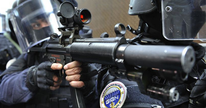 National Gendarmerie Intervention Group (GIGN), France