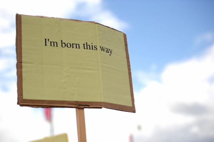 born this way pride parade