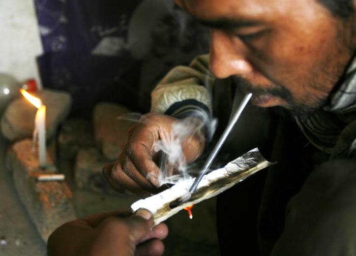 Prolonged Drug Addiction Has Left Hundreds Of Men In Punjab Financially Broken