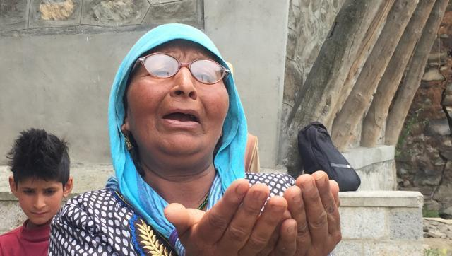 Jhelum boatman sister