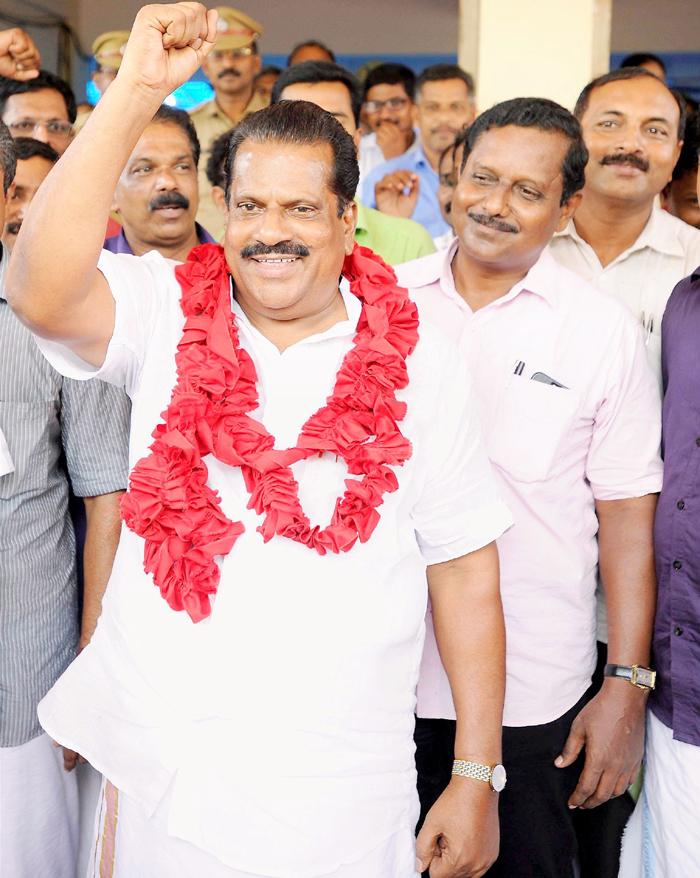 Jayarajan