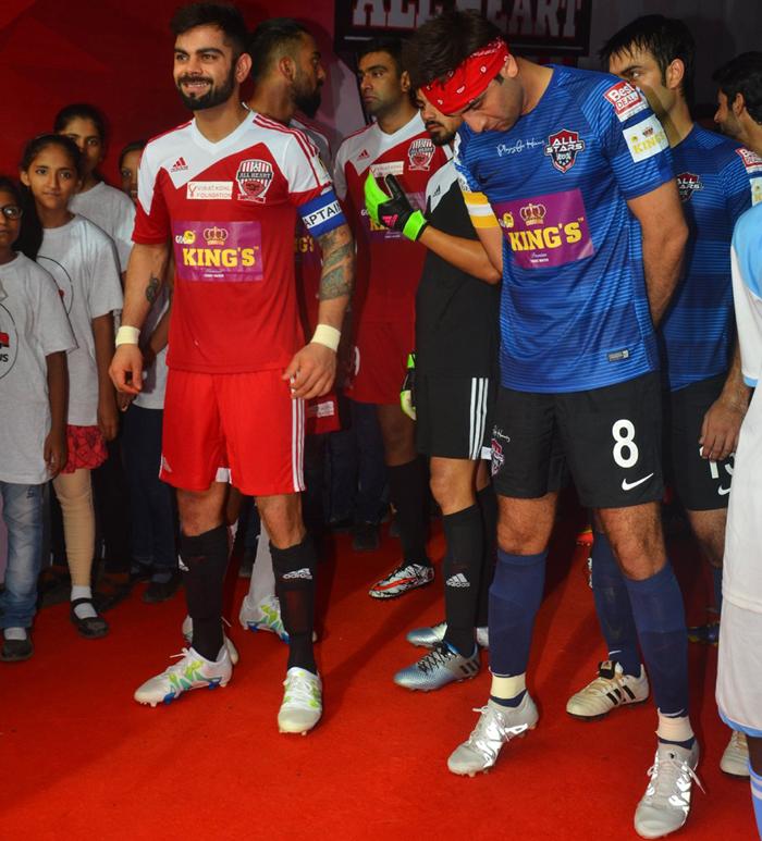 Kohli and Ranbir