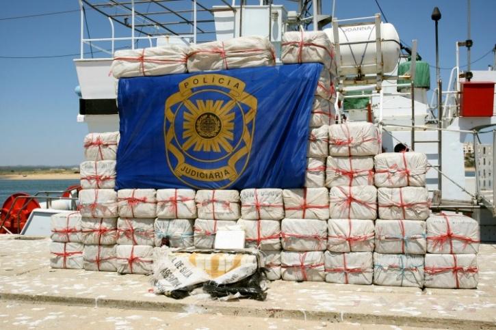 Portugal cocaine heist