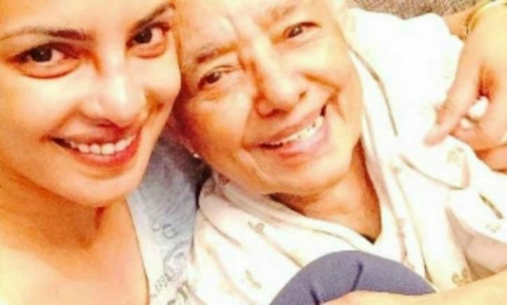 priyanka chopra-grandmother