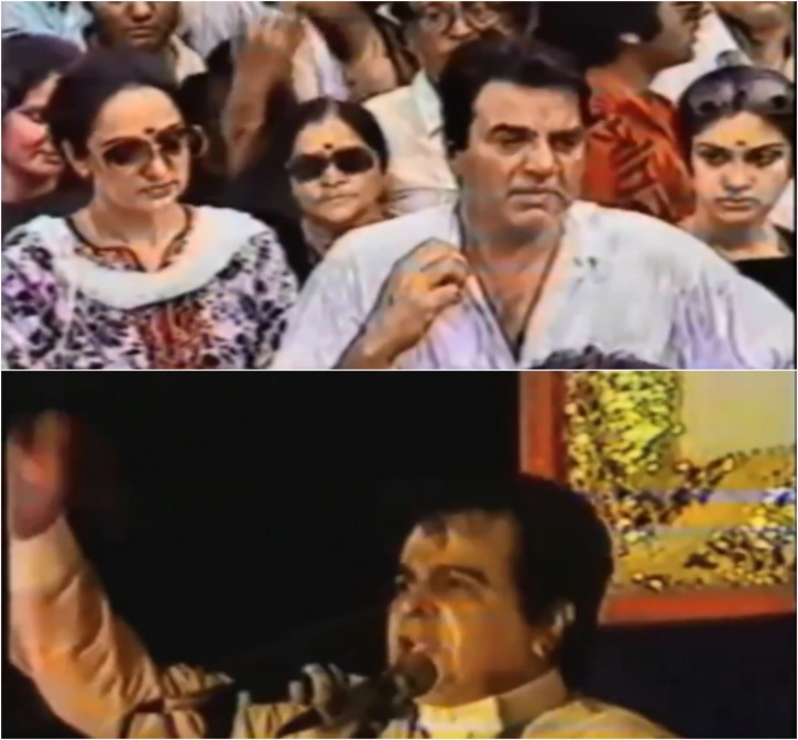 bollywood protest 1986