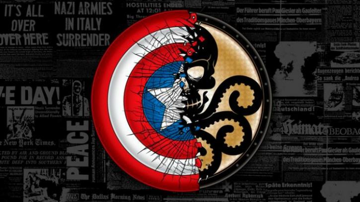 captain america-hydra
