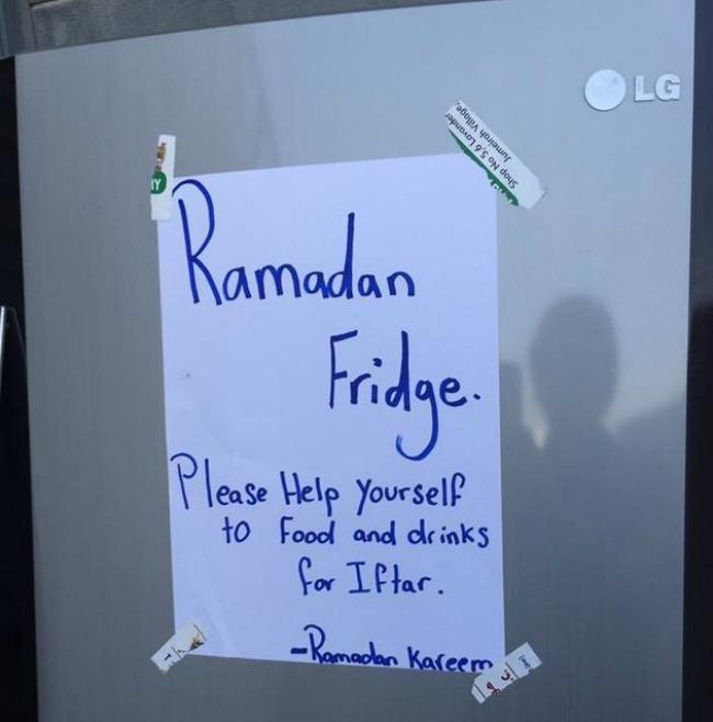 Community fridges