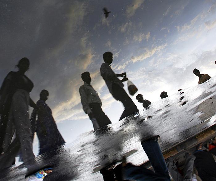 Mumbaikars Cheers As Pre-Monsoon Showers Hit The City