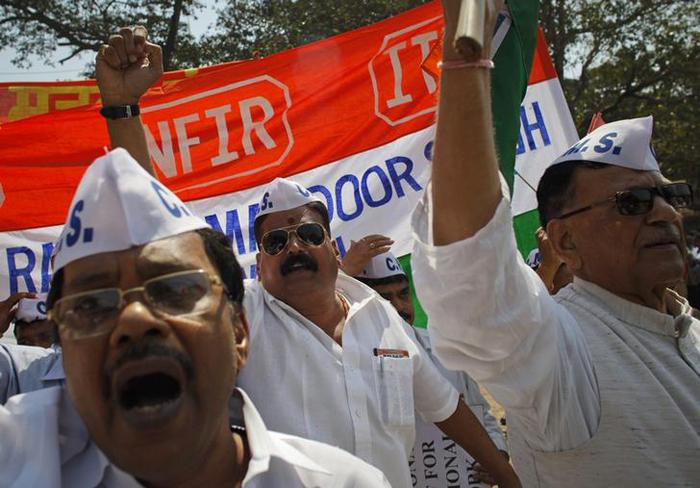 tional Federation of Indian Railwaymen