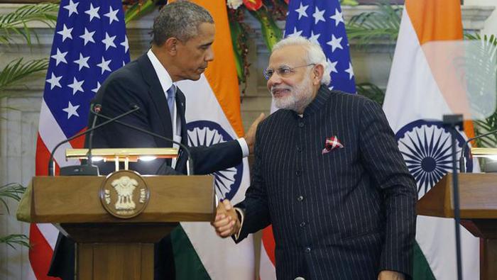 PM Narendra Modi And Barack Obama