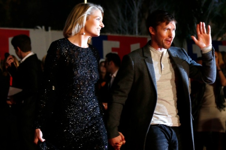James Blunt With Sofia