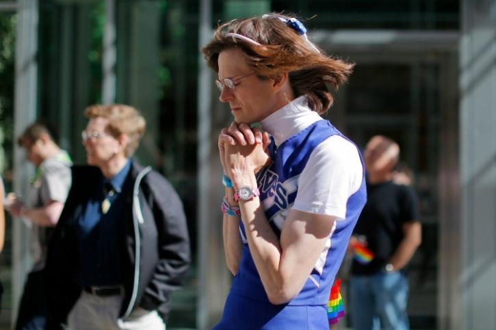 Prayers and silence