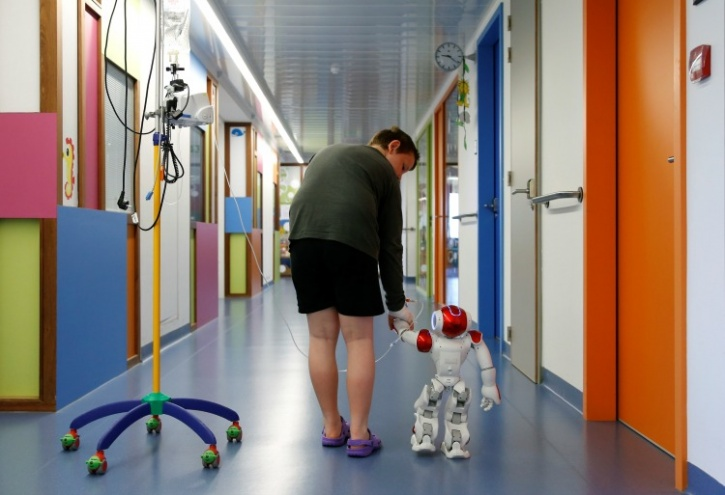 Walking the patients