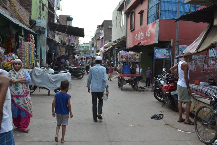 Seemapuri Locality