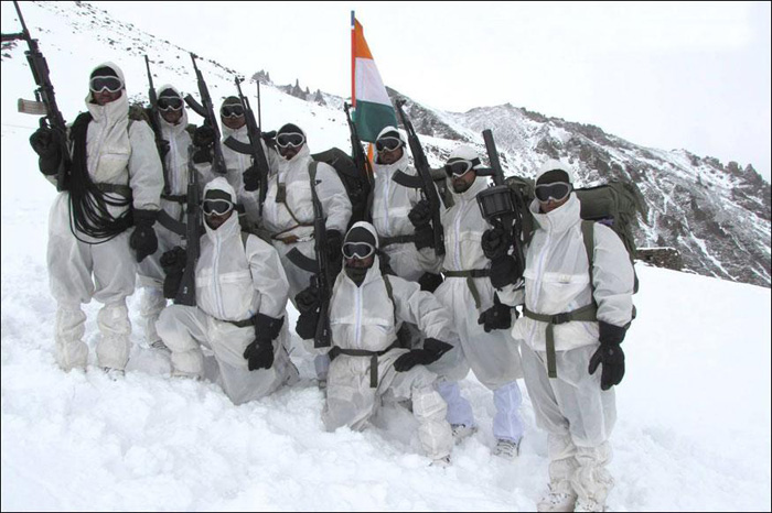 Indian Siachen Army
