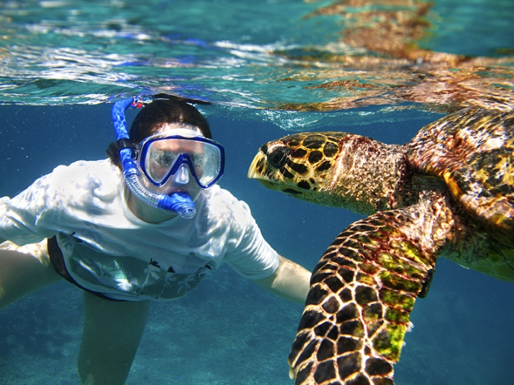 Scuba Diving is not for everyone!