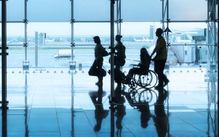 disabled passengers