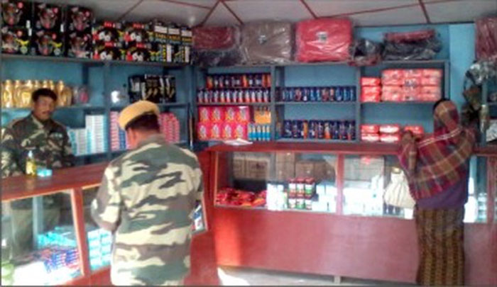 Military Canteens