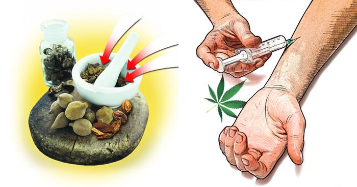 Ayurvedic Drugs Addiction