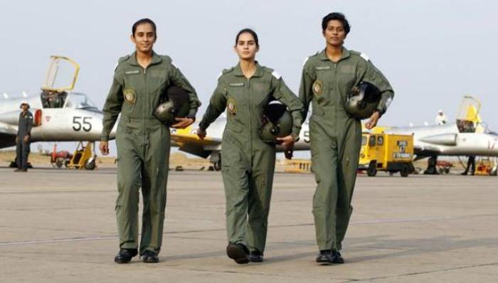 First Batch Of Women Fighter Pilots