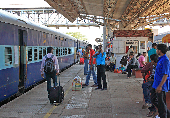 Hyderabad-Delhi Train Stoped Midway To  Help Pregnant Passenger Deliver Baby