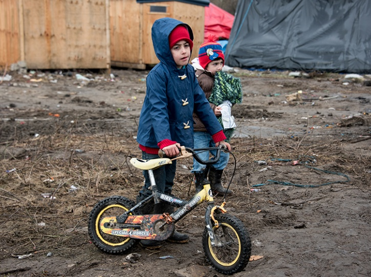 Face The Real Victims Of War, Young Boys In French Refugee Camp Are Being Abducted And Raped