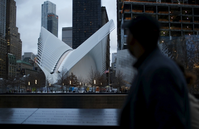 Worlds Most Expensive Train Station Launched At The Site Of 9/11 Attacks Ground Zero