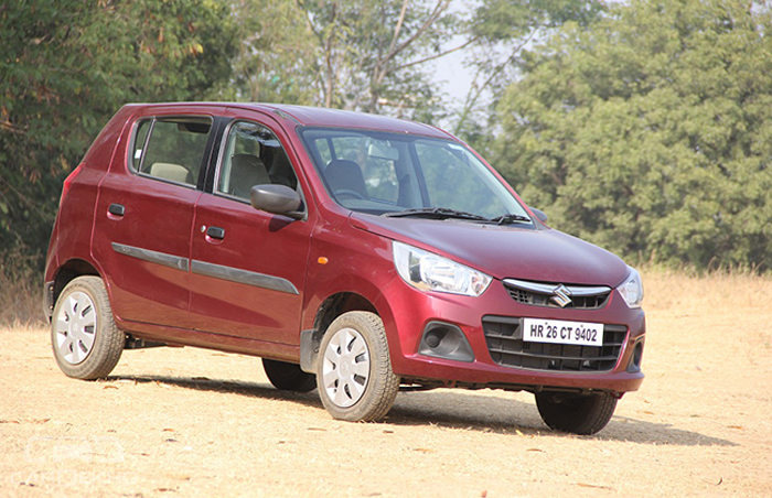 After Setting Records With Maruti 800, Maruti Suzuki Alto Becomes First Car to Touch 3 Million Sales In India!