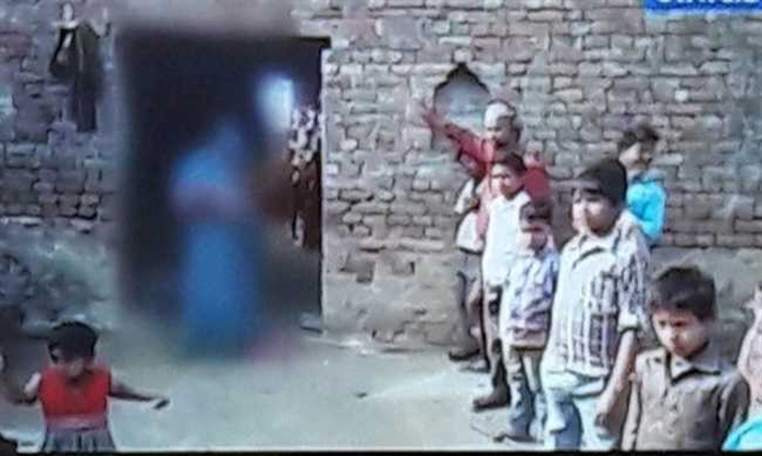 Shocking! A 3-Year-Old Witnessed Her Mom Being Gangraped, Infant Brother Killed While Hiding In A Bus