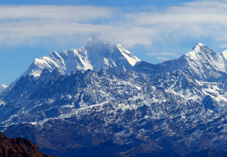 Of unearthed mystery of Nanda Devi