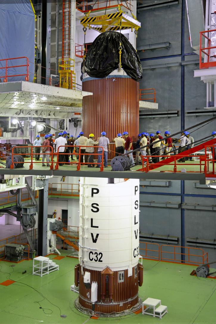 PSLV-C32
