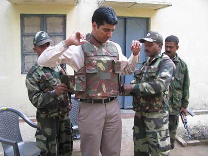 Ending The 10-Year Long Wait, Indian Army To Get 50,000 Bullet-Proof Vests