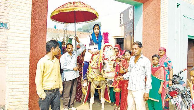 Haryana Bride