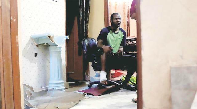 Nigerians Attacked