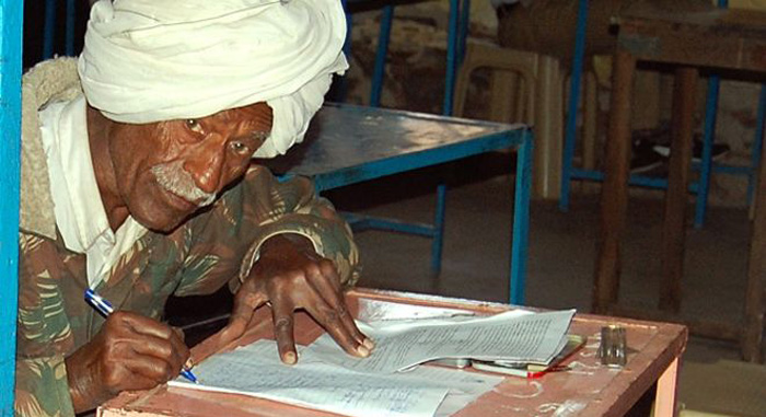 Still Young To Fight, This 77-Year-Old Is Giving His 47th Shot At Clearing His Class 10 Exam
